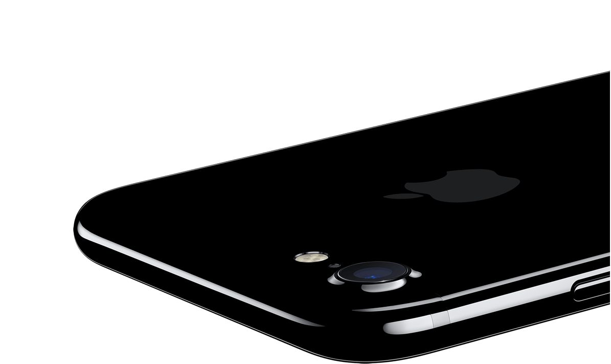 iPhone7 - fotoaparát