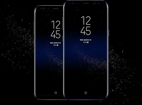 Samsung S8, Samsung S8+
