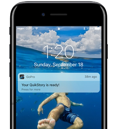 GoProApps iPhone