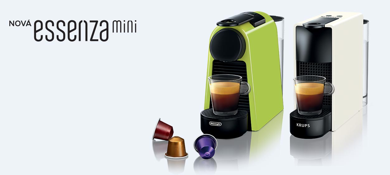 Nespresso Essenza Mini | Alza.cz