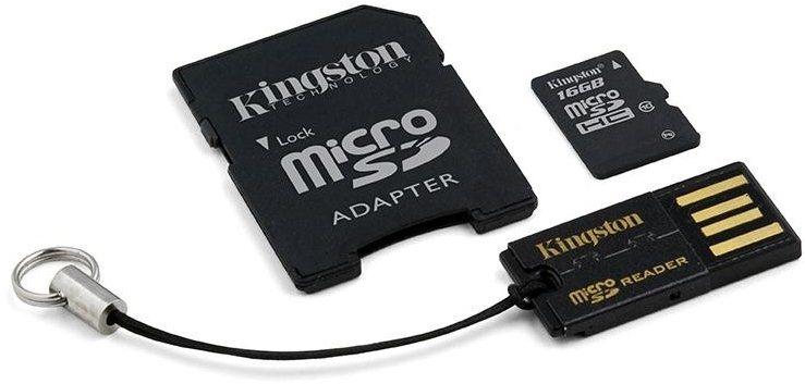 SD adaptér + USB čtečka