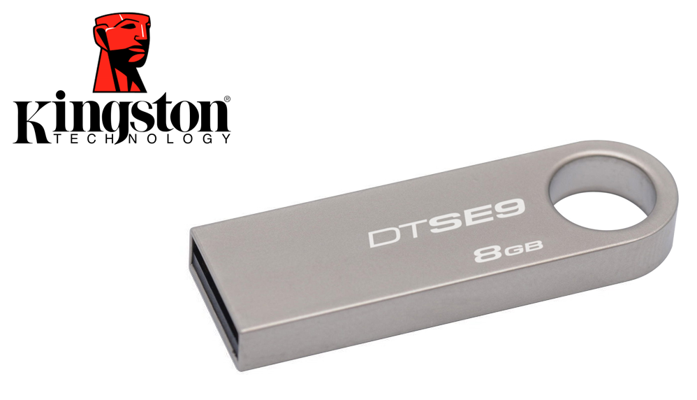 Kingston DataTraveler SE9 8GB