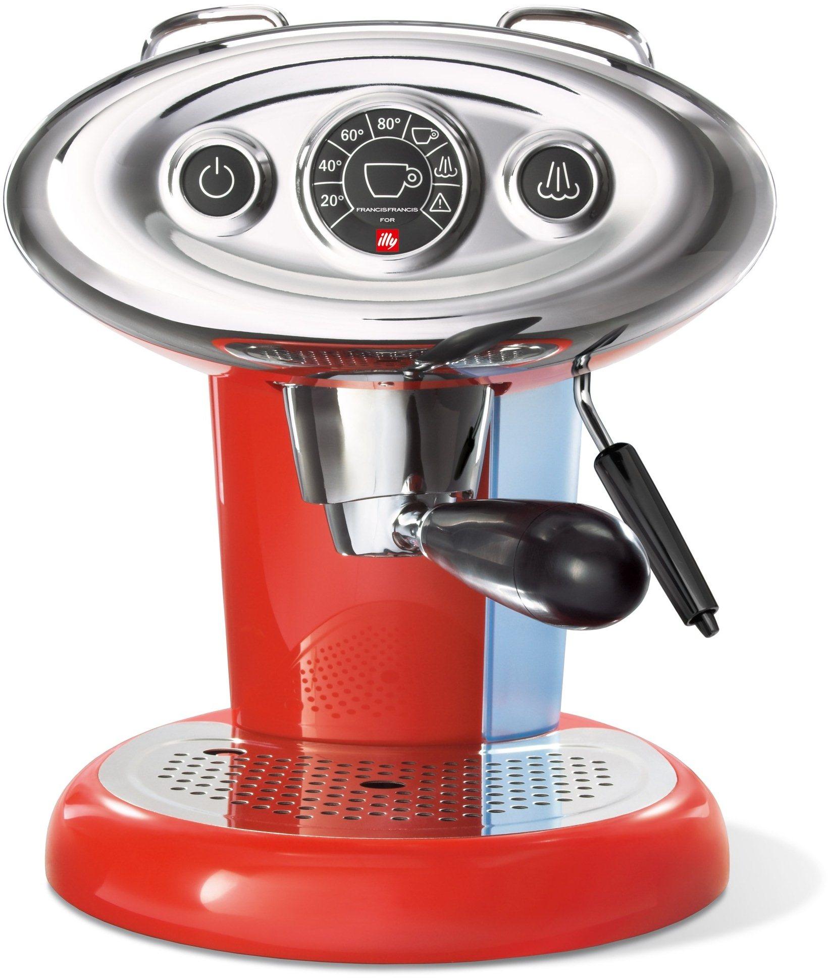 Kávovar Illy