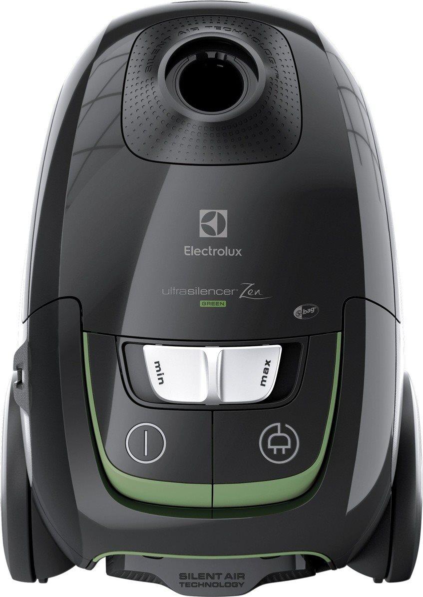 electrolux ultrasilencer eus8green bagged vacuum cleaner. Black Bedroom Furniture Sets. Home Design Ideas