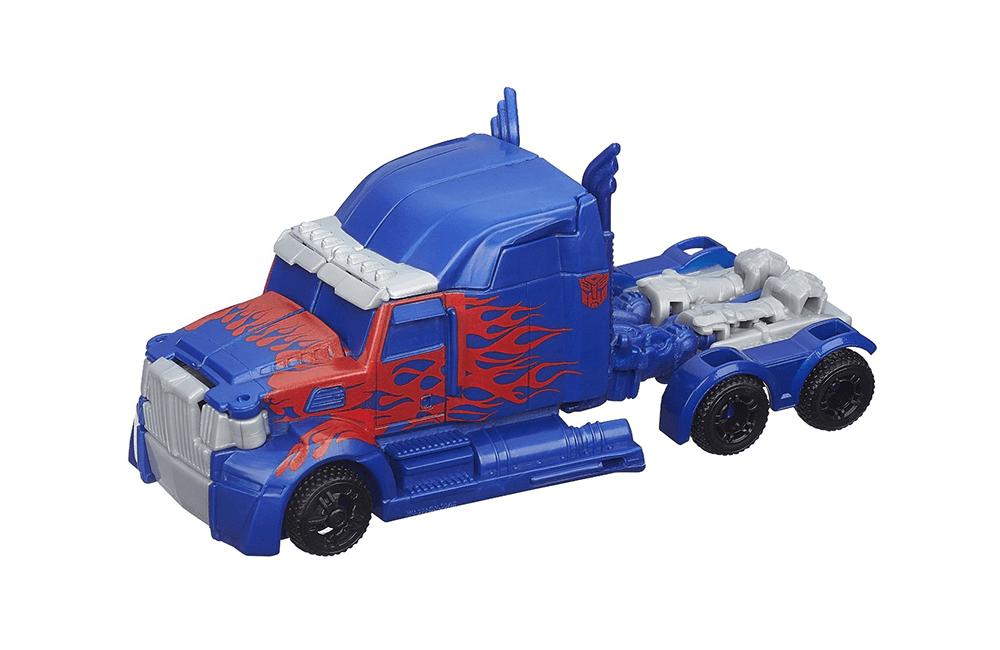 Transformers 2 Spielzeug optimus