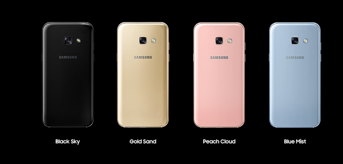 samsung a3 2017. amazing natural colours samsung a3 2017 a