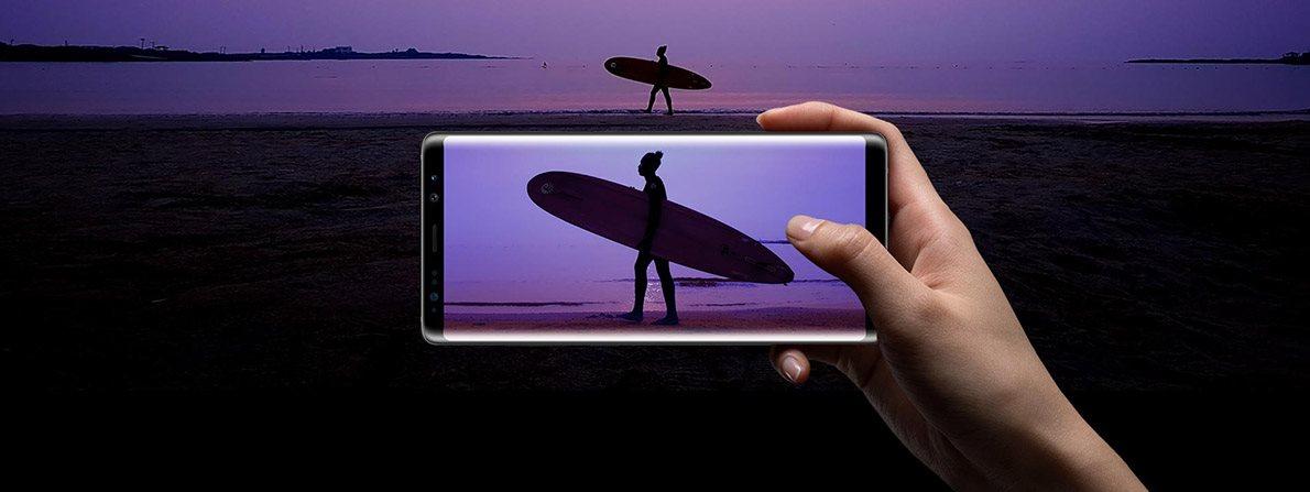 Mobilní telefon Samsung Galaxy Note8
