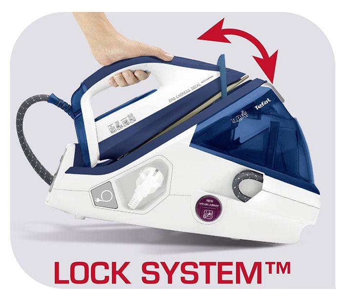 Lock systém