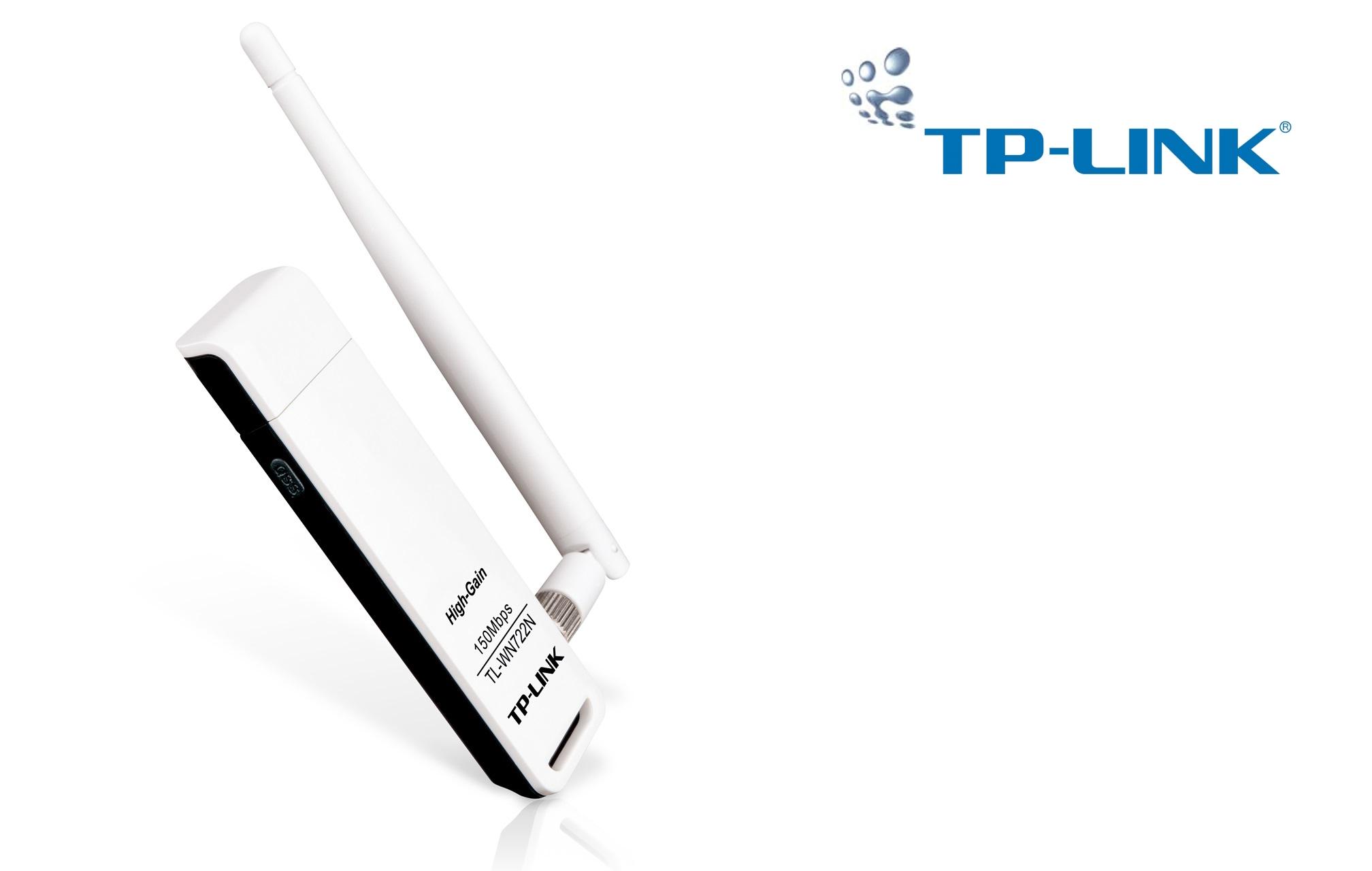 TP-LINK TL-WN722N