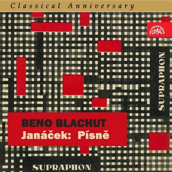 Beno Blaucht Janáček Písně