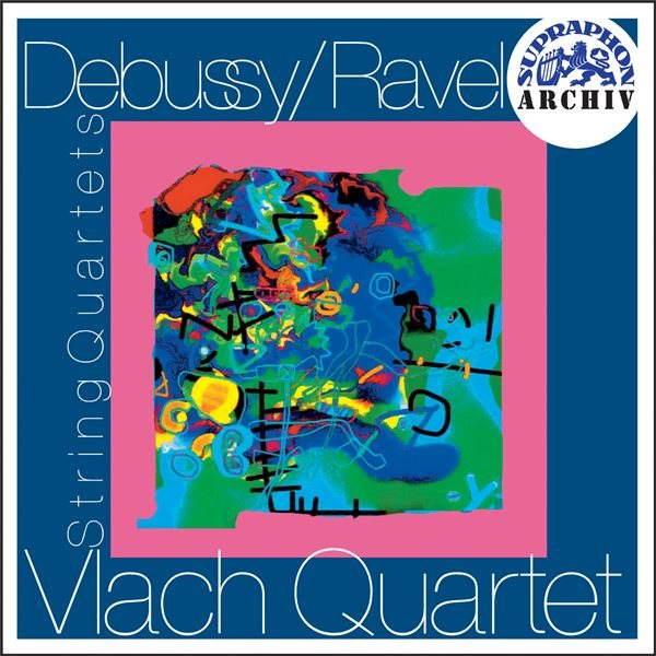 Vlach Quartet Debussy/Ravel