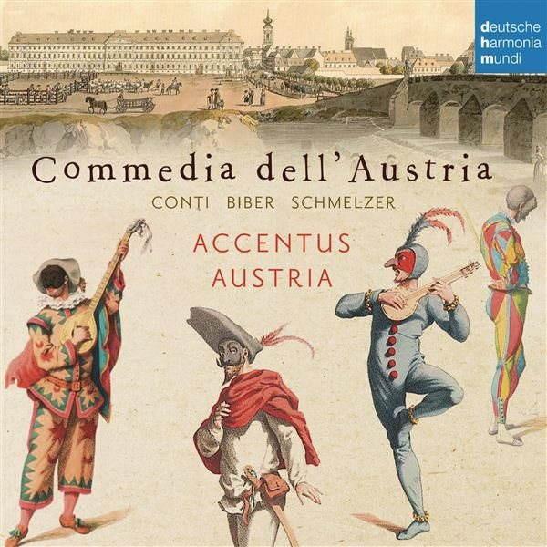 Commedia dell' Austria