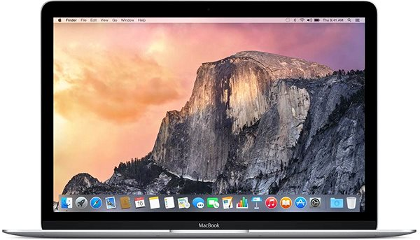MacBook 12 Silver 2017
