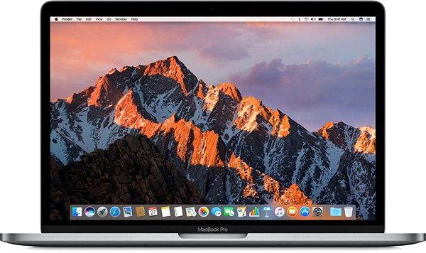 """MacBook Pro 15"""" Retina CZ 2017 s Touch Barem Vesmírně šedý"""