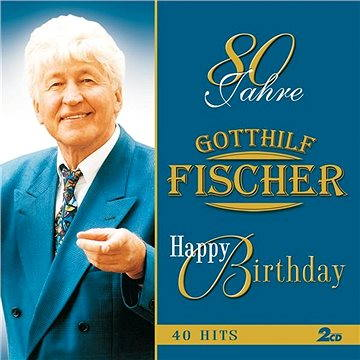 80 Jahre - Happy Birthday