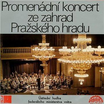 Promenádní koncerty ze zahrad Pražského hradu