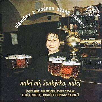 Písničky z hospod Staré Prahy I