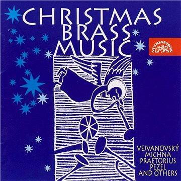 Vánoční hudba pro žestě / Vejvanovský , Praetorius , Pecelius , Michna .../