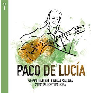 Paco De Lucía Por Estilos Vol.1