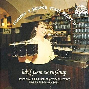 Písničky z hospod Staré Prahy II