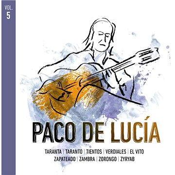 Paco De Lucía Por Estilos Vol.5