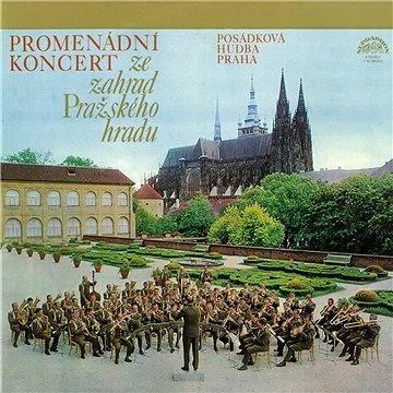 Promenádní koncert ze zahrad Pražského hradu