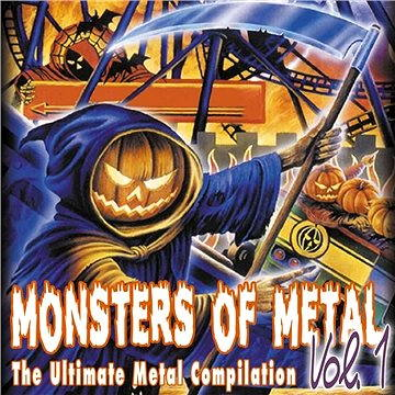 Monsters Of Metal Vol. 1