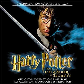 Harry Potter and The Chamber of Secrets/ Original Motion Picture Soundtrack (U.S. Version)