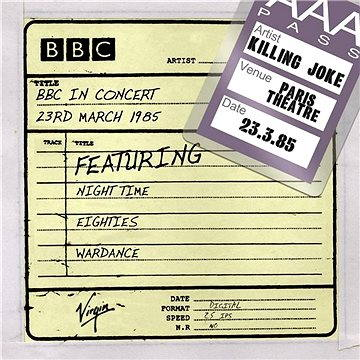 BBC In Concert (23rd March 1985)