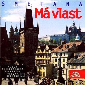 Smetana : Má vlast. Cyklus symfonických básní
