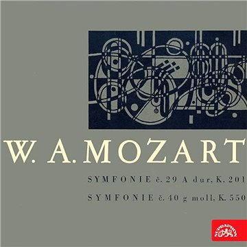 Mozart: Symfonie č. 29 A dur, Symfonie č. 40 g moll