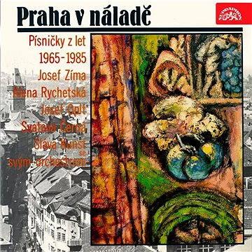 Praha v náladě Písničky z let 1965 - 1985