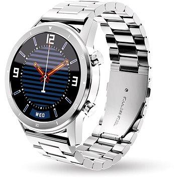 Aligator Watch PRO (Y80), stříbrné