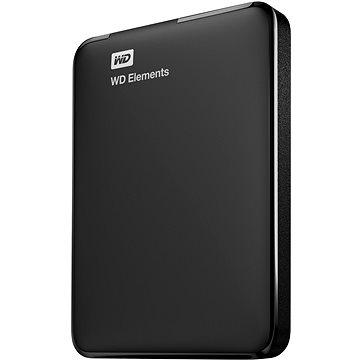 WD Elements Portable 2TB černý