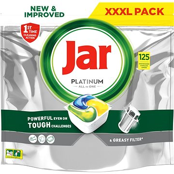 JAR Platinum 125 db XXL