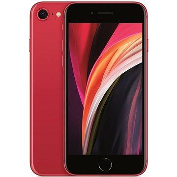 iPhone SE 64GB červená 2020