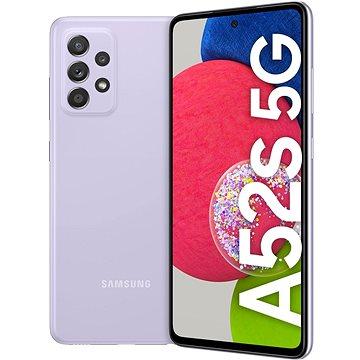 Samsung Galaxy A52s 5G fialová