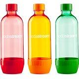 SodaStream TriPack 1l ORANGE/RED/GREEN