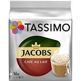 TASSIMO Jacobs Cafe Au Lait 16 adag