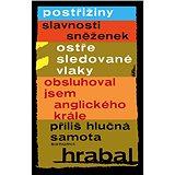 5 e-knih Bohumila Hrabala za výhodnou cenu