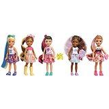 Barbie Color reveal Chelsea vlna 1