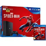 PlayStation 4 Pro 1 TB + Spider-Man
