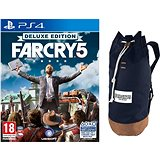 Far Cry 5 Deluxe Edition + Originální Batoh - PS4