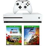 Xbox One S 1TB + Lego Forza Horizon 4 Bundle