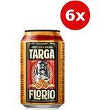 Targa Florio Pomeranč 6x 0,33l plech