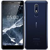 Nokia 5.1 Single SIM modrý