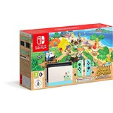 Nintendo Switch - Animal Crossing Bundle