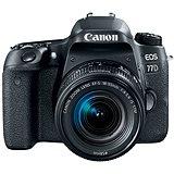 Canon EOS 77D černý + 18-55mm IS STM
