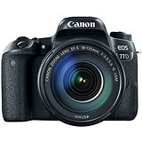 Canon EOS 77D černý + 18-135mm IS USM