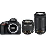 Nikon D5600 + AF-P 18-55mm VR + 70-300mm VR